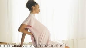 dor articular na gravidez