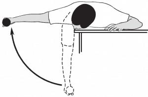 Fortalecimento do ombro