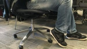Exercícios para quem trabalha sentado