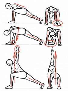alongamento flexores do quadril