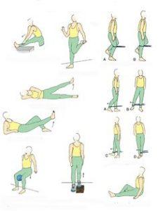 fortalecimento de joelho