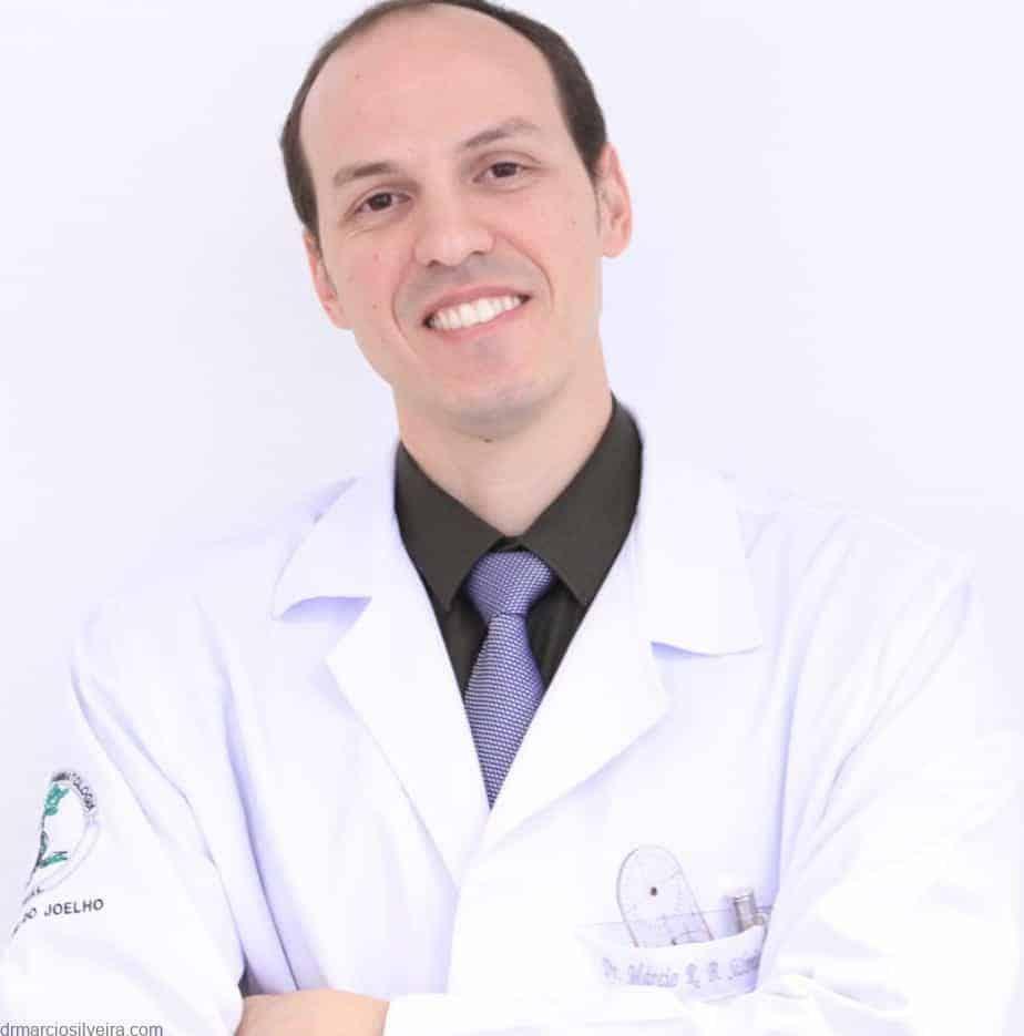 Artrose acromioclavicular, Artrose acromioclavicular – tratamentos, Dr. Márcio Silveira: Especialista em Joelho, com foco em Idoso e Esportiva