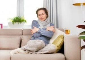 dor aumenta no frio
