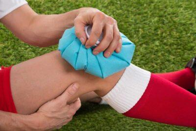ruptura do músculo quadríceps