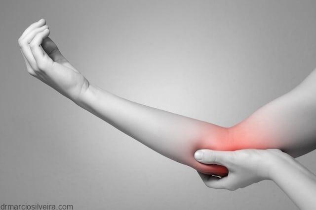 lesões nos cotovelos na pratica de musculação
